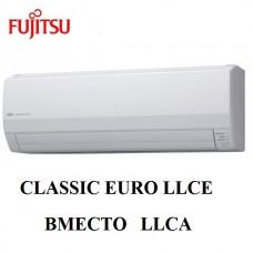 Инверторная сплит-система Fujitsu ASYG09LLCA CLASSIC EURO
