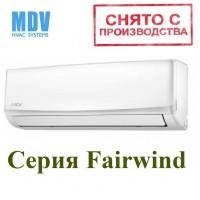 Сплит-система MDV MDSF-09HRN1/MDOF-09HN1 Fairwind