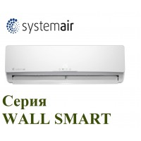 Сплит-система Systemair Sysplit 09 HP Q WALL SMART