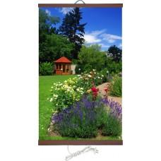 Инфракрасный обогреватель картина Цветы