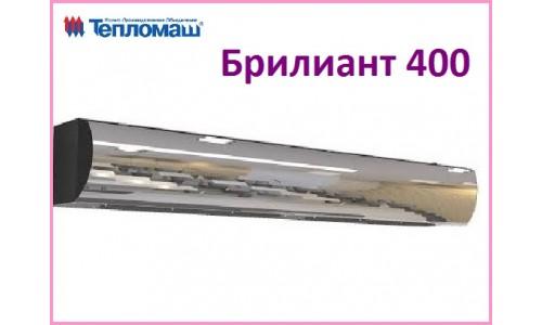 Электрическая тепловая завеса Тепломаш КЭВ-18П4023Е нерж Бриллиант 400