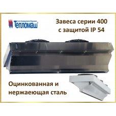 Электрическая тепловая завеса Тепломаш КЭВ-12П4050Е серия 400 IP 54