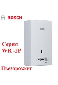 Газовый проточный водонагреватель Bosch WR 15-2P